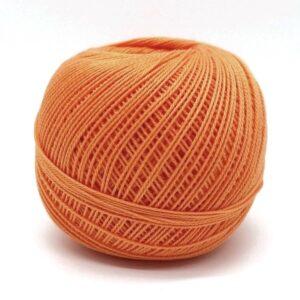 ata de crosetat nitarna portocalie