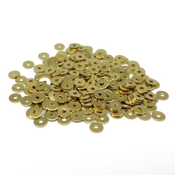 paiete metalice aurii 3.5mm