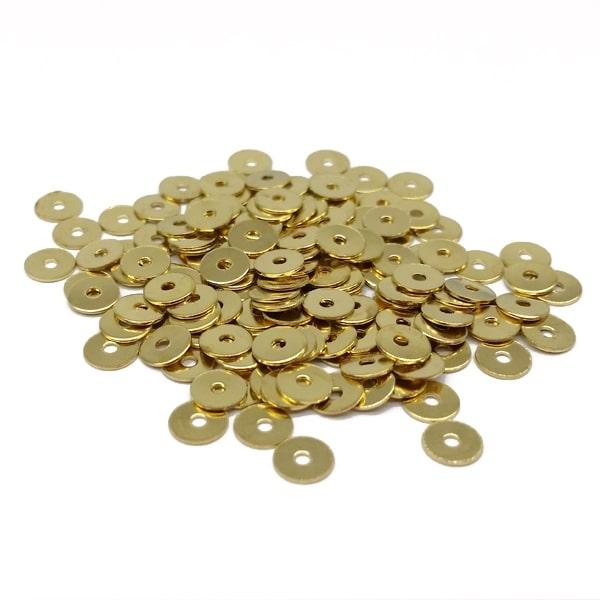 paiete metalice aurii 5mm
