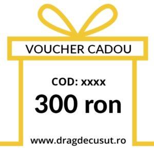 voucher cadou 300ron